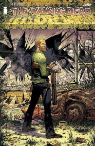 The Walking Dead 150 Tony Moore