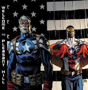 Avengers Welcome to Pleasant Hill #1