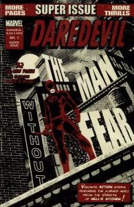 Daredevil Black and White 1
