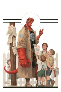 Hellboy and the BPRD 193 Beyond the fences #1