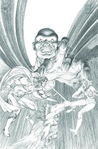 Martian Manhunter #9 Neal Adams