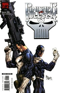 Punisher vs Bullseye