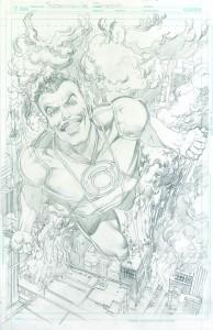 Sinestro #20 Neal Adams