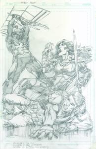 Titans Hunt #5 Neal Adams