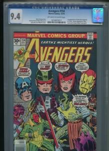 Avengers #154