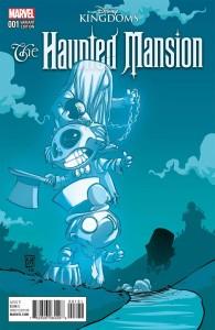Disney Kingdoms The Haunted Mansion #1