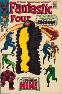 Fantastic Four #67