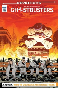 Ghostbusters Deviations