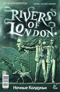 Rivers of London #1