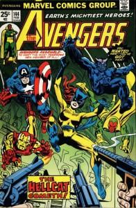 Avengers #144