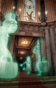Disney Kingdoms Haunted Mansion #2