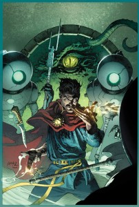 Doctor Strange Last Days Of Magic #1