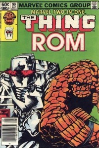 Marvel Two-In-One #99