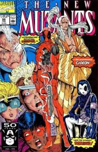 New Mutants #98