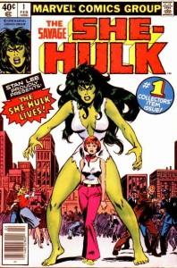 The Savage She-Hulk #1