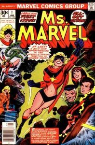 Ms. Marvel #1