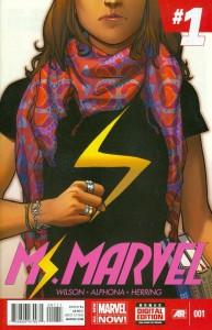 Ms. Marvel #1 (2014)