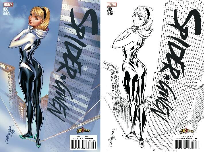Spider-Gwen #9
