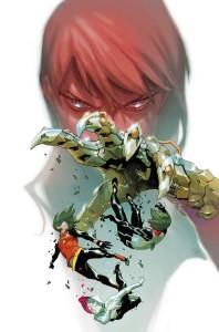 Spider Women Omega #1