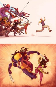 A Year of Marvel Incredibles #1