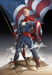Captain Marvel #6