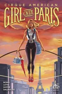 Cirque American Girl Over Paris #1