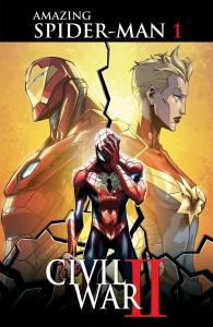 Civil War II Amazing Spider-Man #1