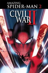 Civil War II Amazing Spider-Man #2