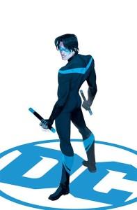 Nightwing #1 Babs Tarr