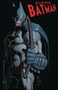 All Star Batman #1 John Romita Jr