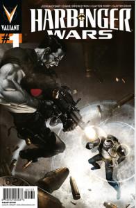 Harbinger Wars #1