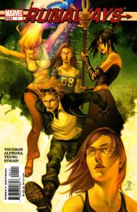 Runaways #1 2005