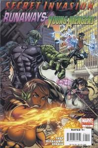 Secret Invasion Runaways Young Avengers #1
