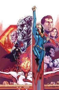 Superwoman #1