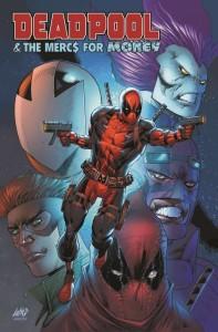 Deadpool & The Mercs For Money #3