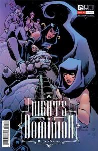 Nights Dominion #1