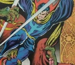 WIN Doctor Strange #1 – 1974