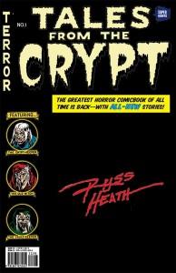 Click to Buy/Bid - Tales Crypt #1