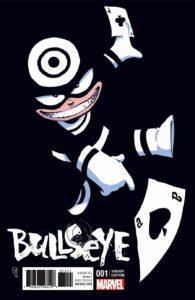 Bullseye #1 Skottie Young