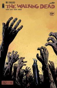 Walking Dead #163 Image Comics
