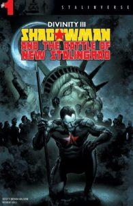 Divinity III Shadowman #1