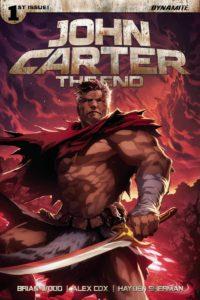 John Carter The End #1