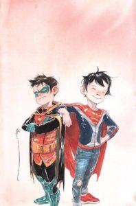 Super Sons #1 Dustin Nguyen