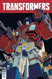 Transformers Annual #1