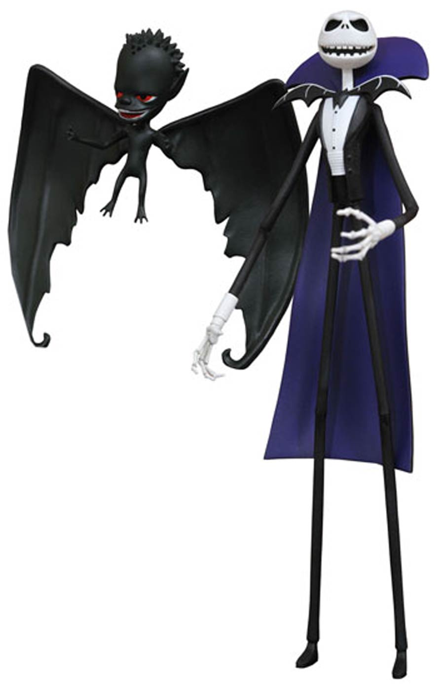 Nightmare Before Christmas Select Series 5 Action Figure Vampire ...