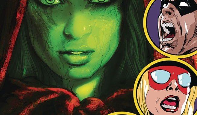 Top 5 Trending Comics #201