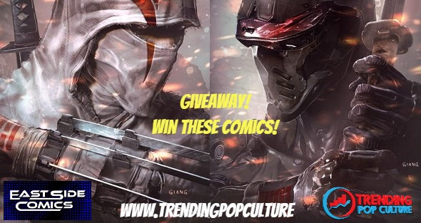 WIN G.I. JOE #269 SNAKE-EYES STORM SHADOW EXCLUSIVE VIRGIN VARIANTS