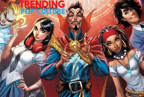 Top 5 Trending Comics This Week 3-4-20