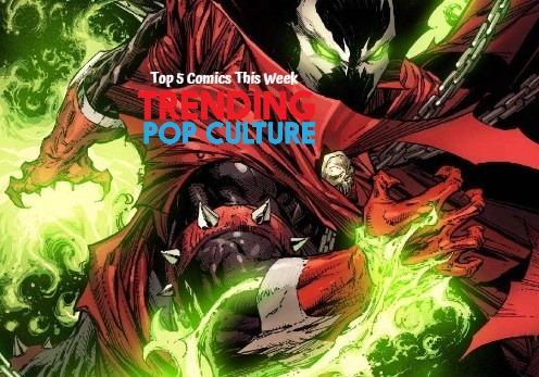 Top 5 Trending Comics This Week 3-18-20