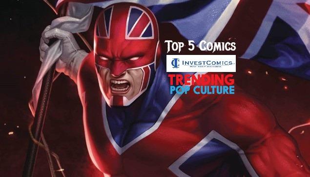 Top 5 Comics